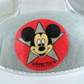 1985-1987 Silver MGM Mickey Mouse Ears close