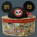 Limited Edition WDW 40th Anniversary Mickey Mouse Ears boxed