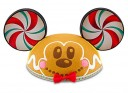 """Gingerbread"" Mickey Mouse Ears"