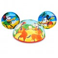 "Limited Edition ""Hula"" Mickey Mouse Ears back"