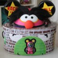 "Vinylmation Muppets ""Animal"" Mickey Mouse Ears"
