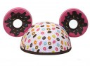 "Vinylmation Cutesters Too ""Donut"" Mickey Mouse Ears"